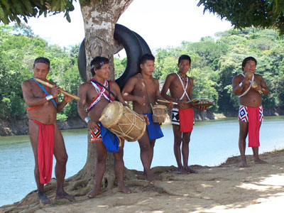Embera band